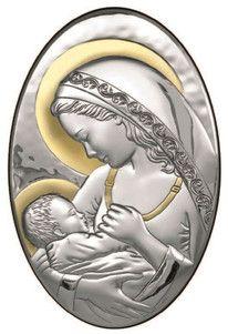 Obrazek Matka Boska z Dzieciątkiem - (BC#6336) Pasaż Handlowy CDATA