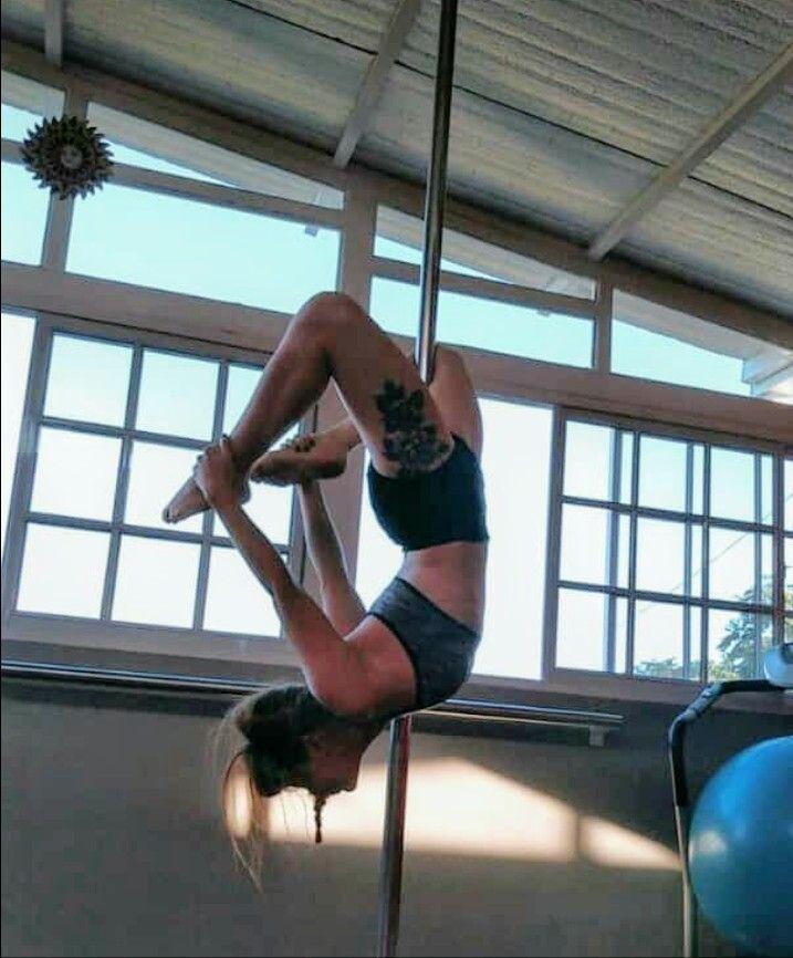 Pole Sport Poledance Tanz Tricks Pole Dance