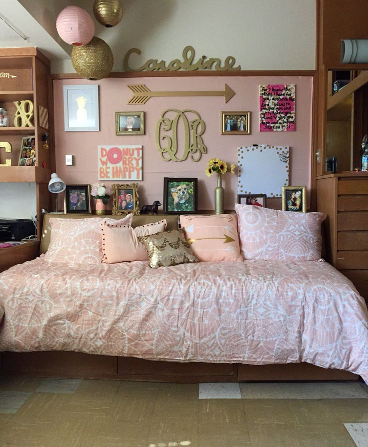 Dorm decor must haves - Dorm room bedding ideas ...