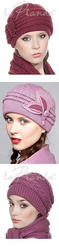Şık kadın şapkaları.