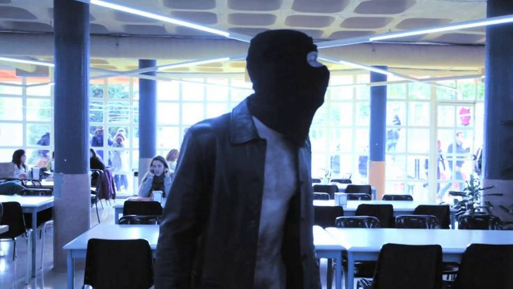 Post-Porno Universidad de Leon 7 de noviembre 2012 - Se trata de una acción performativa en la que se utiliza el cuerpo como mecanismo de reivindicación. Jarvier Largen - Largen Studios