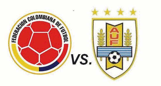 Kebugaran Tubuh - Perkiraan Hasil Akhir Laga Fase 16 Besar World Cup 2014 : Colombia Vs Uruguay