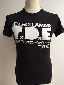 KENDRICK LAMAR Good Kid Maad City 2013 Tour T Shirt Size A Small | eBay