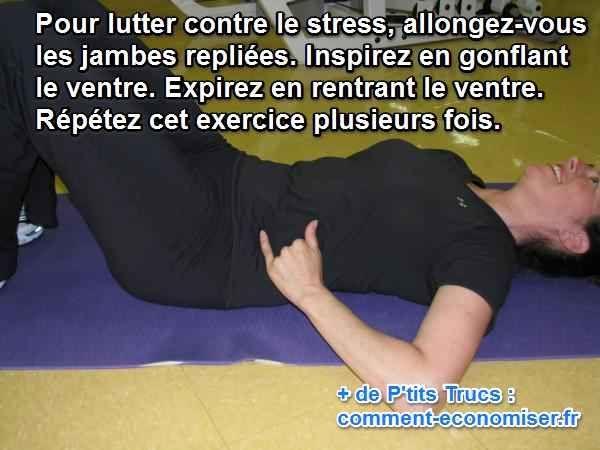 Il existe un truc naturel qui a fait ses preuves depuis des millénaires pour gérer son stress. L'astuce peu connue pour se relaxer est de savoir bien respirer.  Découvrez l'astuce ici : http://www.comment-economiser.fr/respirer-contre-le-stress-comment-faire.html?utm_content=buffer350a3&utm_medium=social&utm_source=pinterest.com&utm_campaign=buffer