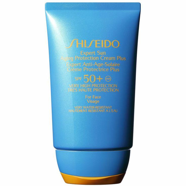 #Shiseido #SolarProtection #UVA #UVB #SPF50