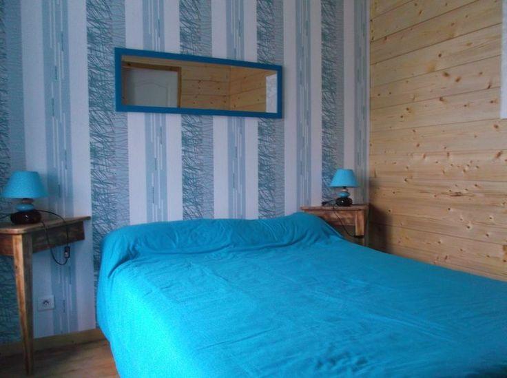 Location vacances appartement Le Mont-Dore:  T3 2 étoiles : chambre 1