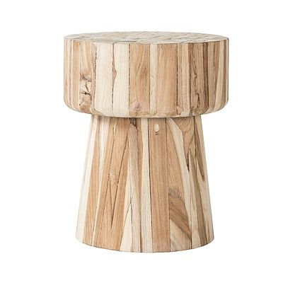 side table stool uniqwa Klop
