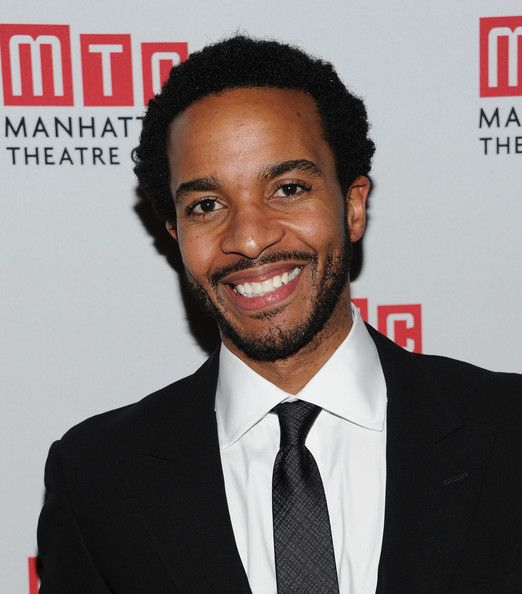andre holland | Andre Holland Actor Andre Holland attends the party for the Manhattan ...
