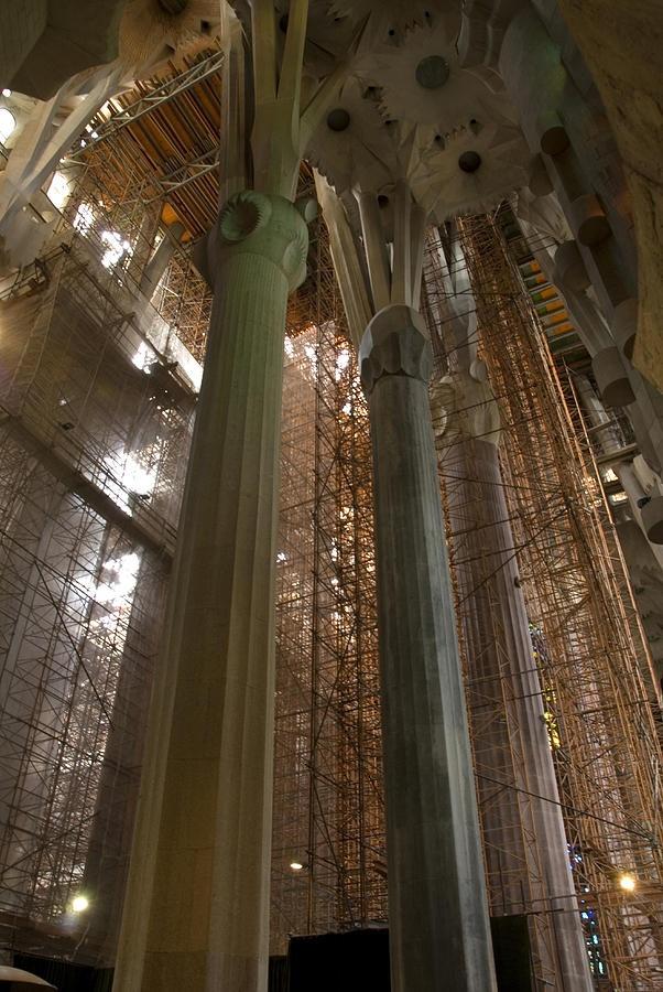 72 best sagrada familia cathedral in spain images on - Sagrada familia interieur ...
