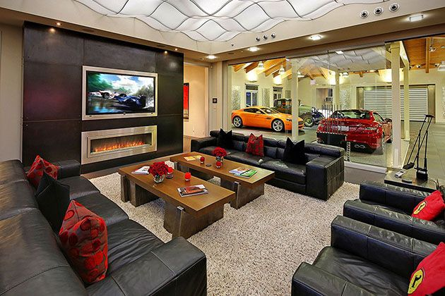Car Collector's $4 Million Home With Showroom Garage