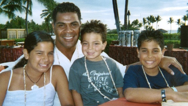 PHOTO: In May of 2012 Junior Seau shot himself in the chest at his home in Oceanside, Calif., leaving behind four children.