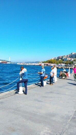 Üsküdar, İstanbul konumunda Üsküdar Sahili