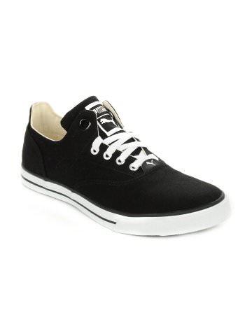 Puma Limnos II Ind Black Shoes | Myntra via @myntra