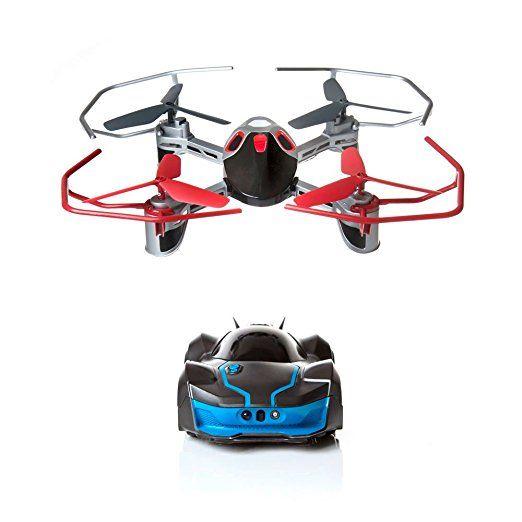 WowWee - 0442 - REV Air, ferngesteuertes Auto und Quadrokopter mit künstlicher Intelligenz Bilder drohnen hubschrauber drones photography drohnen aufnahmen geschenkideen