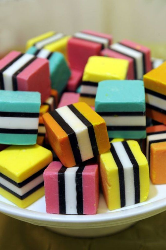 licorice allsorts  my favorites - - - - - can't find them; where can I get these??  please help