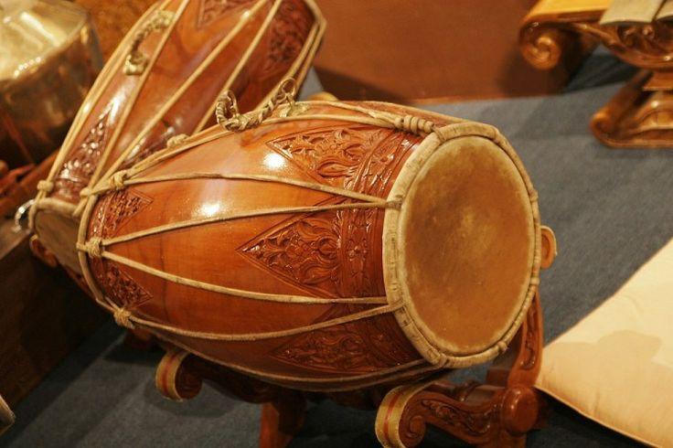 Gendang Alat Musik Tradisional Indonesia