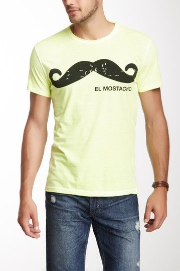 Who wants a mustache tee???