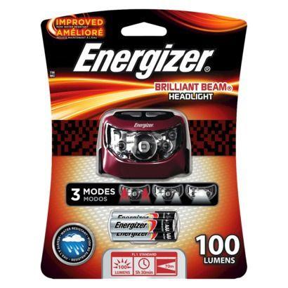Energizer Brilliant Beam LED Headlight