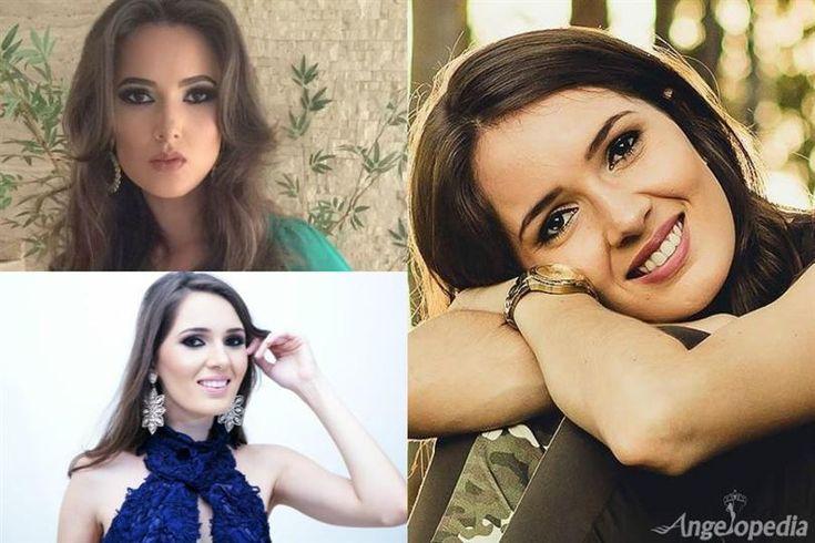 Meet Camila Greggo Miss Mato Grosso 2015 for Miss Brazil 2015