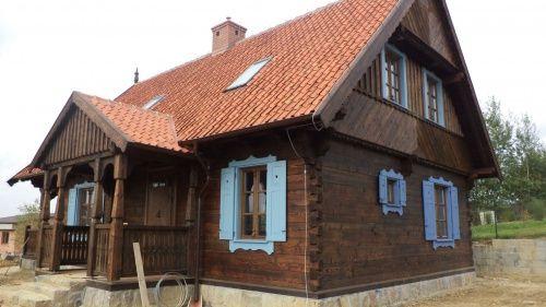Domy z bali - Domy drewniane - forum.muratordom.pl