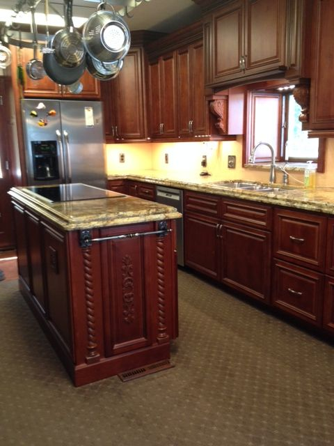 17 best images about carriage house designs on pinterest for Carriage house kitchen cabinets