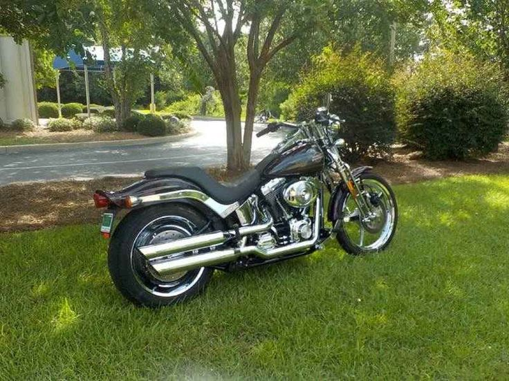 Used 2006 Harley-Davidson FXSTSI Motorcycles For Sale in Alabama,AL. 2006 Harley-Davidson FXSTSI, JUST REDUCED!!!Rare Find!! Local One Owner--Cam Chain Tensioners eliminated--Custom Harley Davidson Wheels--Well Kept Bike--Service Records Available.
