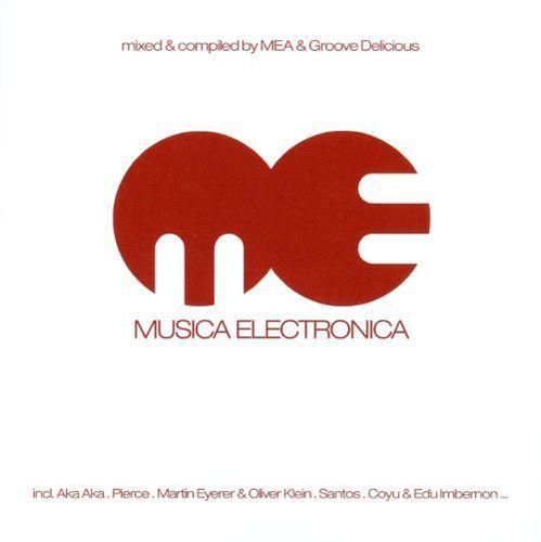 Musica Electronica [CD]