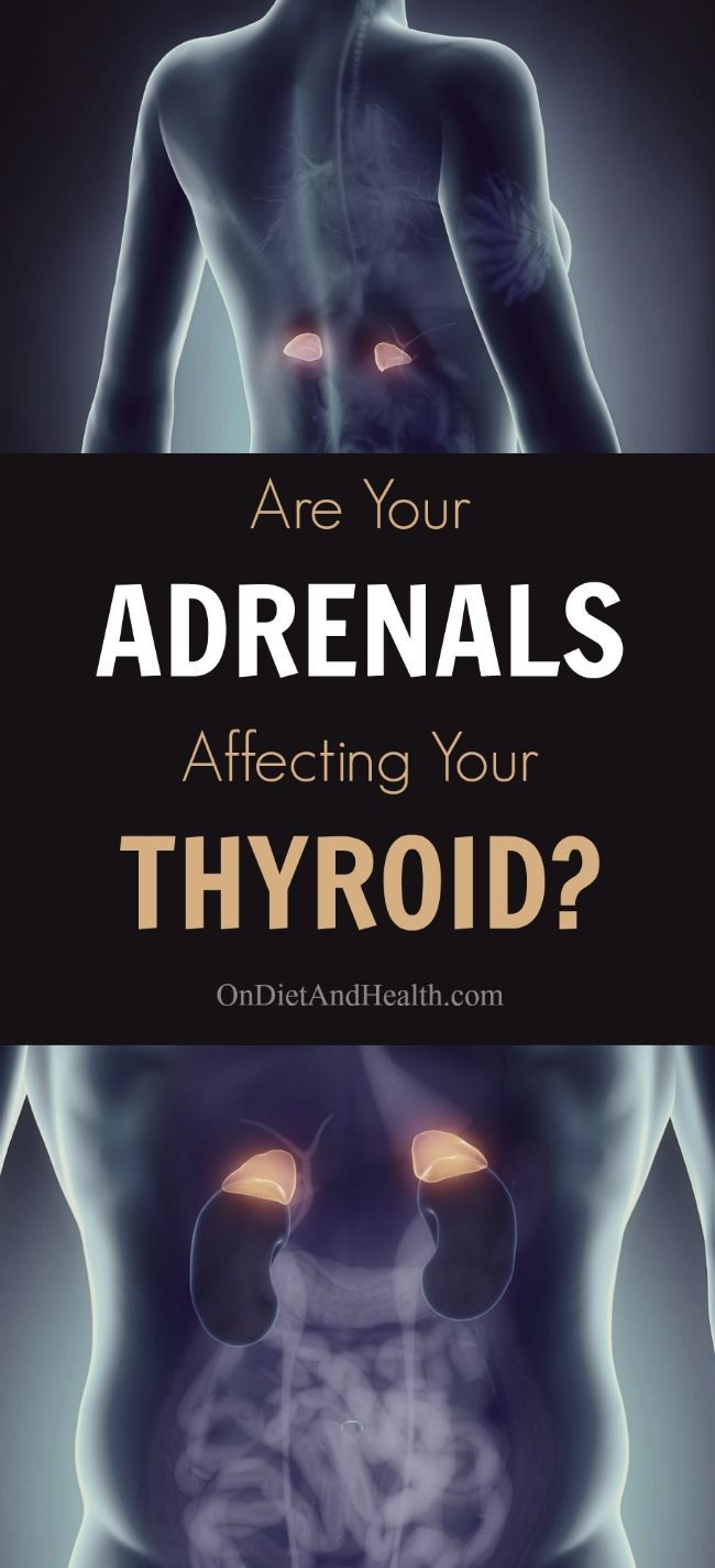 The connection between adrenal fatigue and hypothyroid