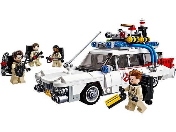 ¿A quién vas a llamar? ¡A LEGO® Ghostbusters™!