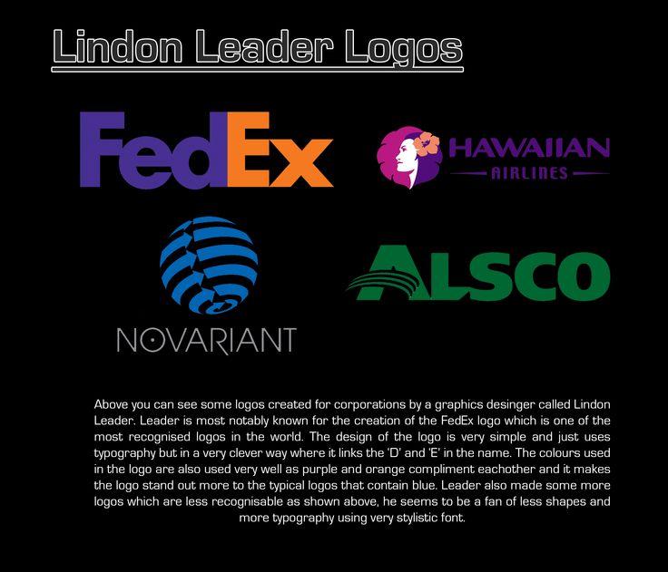 Lindon Leader logos page