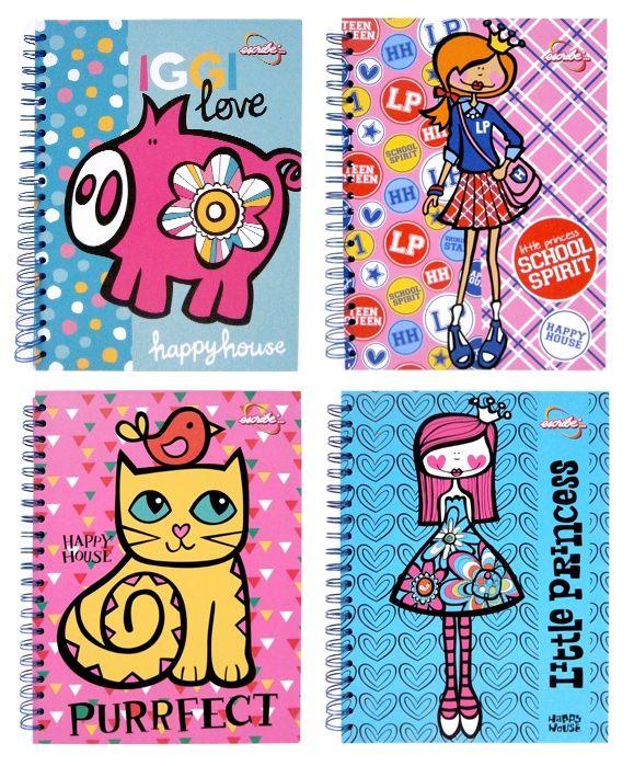 Notebooks from Ecuador   Happy House