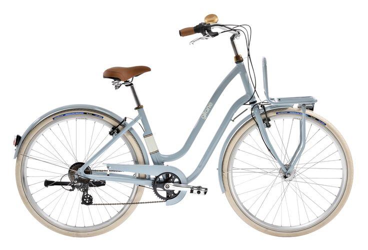 Vélo de Ville Gitane CLASSIC - 700mm Shimano Altus 7V Bleu   Alltricks.fr