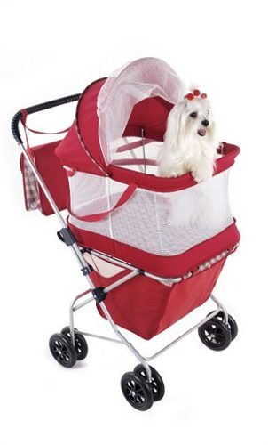 Carrinho De Passeio Para Cães E Gatos- Petcar - Mod. Snob´s - R$ 498,00