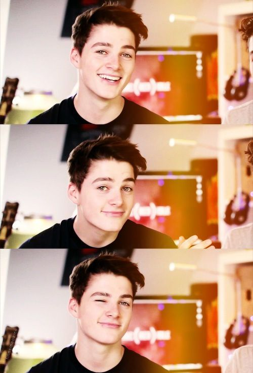 finn harries.... i know he's not an actor but i had to pin him!