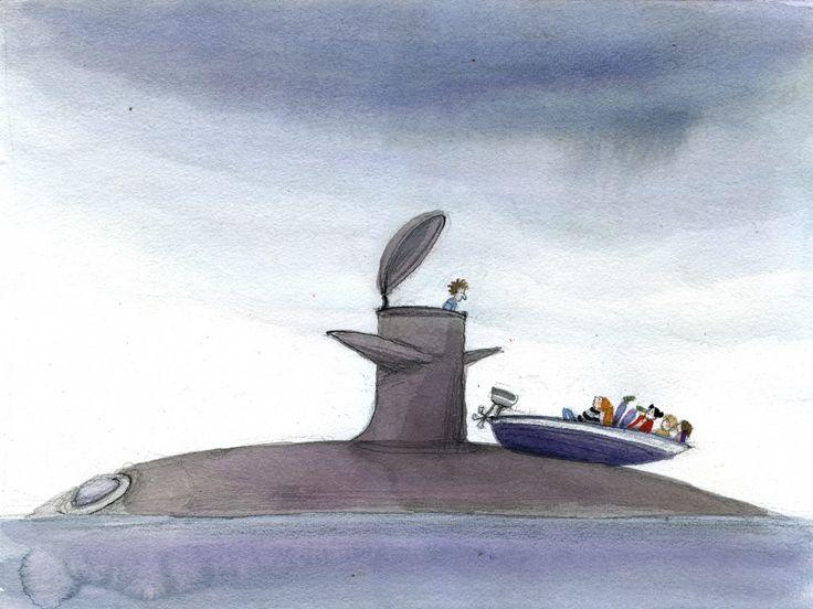 Troep, Ilse Bos.    Illustratie van Linde Faas