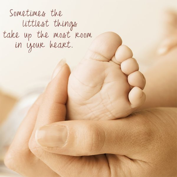 Happy Baby Boy Quotes: Little Things Great Job, Quote - Baby Quote