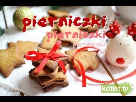 Pierniczki najlepsze przepis | Kotlet.TV