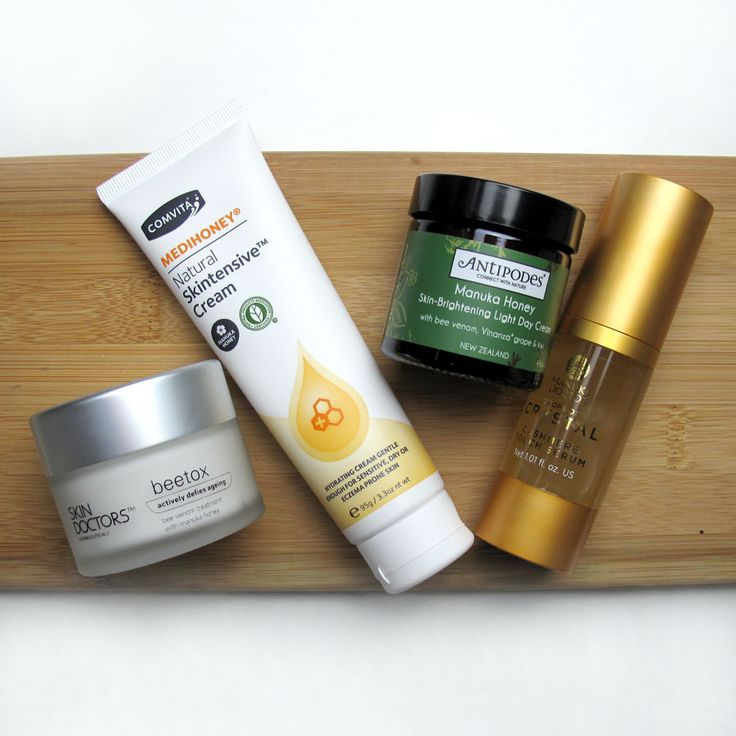 All About Bee Venom and Honey in Skincare - Lab Muffin