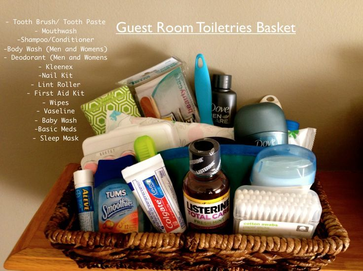 Guest Room Toiletries 11 Best Guest Baskets Images On Pinterest Guest Basket Gift Guest Room Baskets Guest Basket Guest Room
