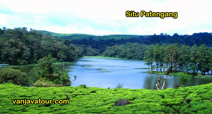 Beautiful lake at South Bandung tour for your Bandung Trips