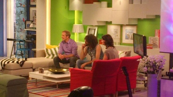 Medi auf der Couch mit Jan Hahn und Marlene Lufen (24.04.12, Sat1 FFS)