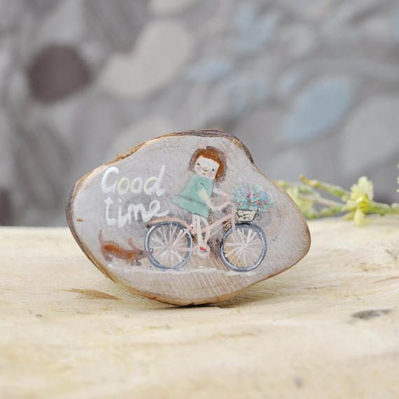 Check out this item in my Etsy shop https://www.etsy.com/listing/536413836/bicycle-girl-pin-bicycle-pinback-button
