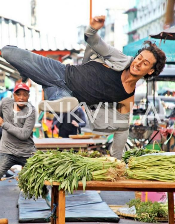 EXCLUSIVE: Tiger Shroff Shows off Some Daredevil Stunts in Baaghi! | PINKVILLA