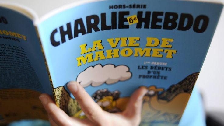 Wat is Charlie Hebdo?   NOS