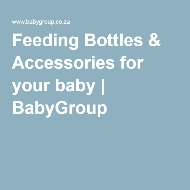 Feeding Bottles & Accessories for your baby | BabyGroup