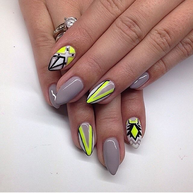 Mais de 1000 imagens sobre nails no Pinterest | Arte para unhas ...