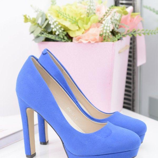 45bd25bc188 elegantne-damske-lodicky-modrej-farbe-podpatku-platforme
