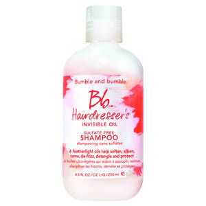 Bumble and bumble  - Hairdresser's Invisible Oil - Shampooing sans sulfate