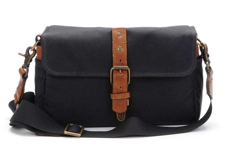 ONA | The Bowery - Black - Camera bag and insert