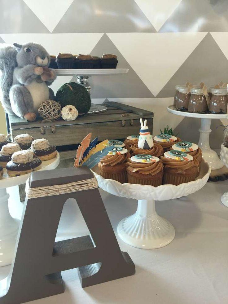 Boho - Pow Wow Birthday Party Ideas | Photo 1 of 17 | Catch My Party